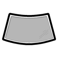 MGB ROADSTER 1976 - 1981 WINDSCREEN RUBBER FOR FRAME FITS MGB SPORTS