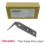 ULTRAWIZ 2 INCH 'THIN' CUTTING OUT BLADES pack of 5