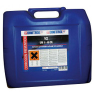 DINITROL VCI UNI 0-40 CORROSION PREVENTATIVE OIL 20 Litre PAIL Price on application - Please ring 01234 273388