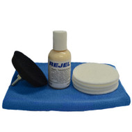 REJEL DIY PLASTIC SCRATCH REPAIR KIT FOR REMOVAL OF HAZINESS