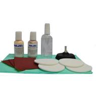 REJEL DIY HEAD/TAIL LIGHT SCRATCH REPAIR KIT REMOVAL LIGHT SCRATCH + UV SEALANT