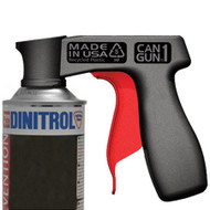 CAN GUN 1 AEROSOL SPRAY GUN TOOL FOR USE WITH ALL STANDARD AEROSOLS
