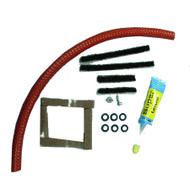 SAFEGARD EXPANSION BOX MAINTENANCE PACK# (including Vacuum pipe, Filter,6 x 'O' rings & Sealingstrips)