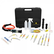 BTB CLASSIC 7 BLADE KIT IN PLASTIC TOOL CASE
