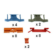 HONDA CIVIC (91-96) WINDSCREEN CLIP KIT (24)