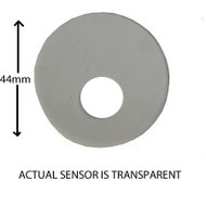 BMW 5 SERIES (F07) GRAN TURISMO (09-07/12) WINDSCREEN RAIN & LIGHT SENSOR SENSOR PAD