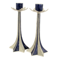 Star of David Candlesticks Set