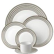 L'Objet Perlee Platinum Dinnerware