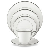 Lenox Solitaire White Dinnerware Set (Service for One)