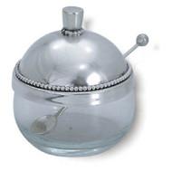 Bier Sterling Silver Honey Dish 438