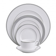 Vera Wang Wedgwood Grosgrain Dinnerware Set (Service for One)