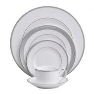 Vera Wang Wedgwood Grosgrain Dinnerware Set (Service for One) (032677DS)