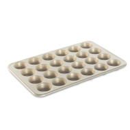 Nordic Ware Nonstick 24 Cavity Mini Muffin Pan