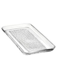 Orrefors Pearl Platter Rectangular