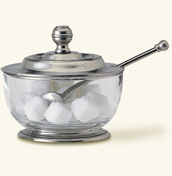 Match Sugar Bowl with Spoon
