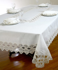 European Rennaiscence Tablecloth