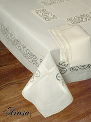 European Arosa Tablecloth