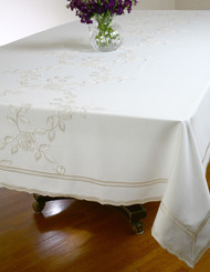 European Ornate Tablecloth