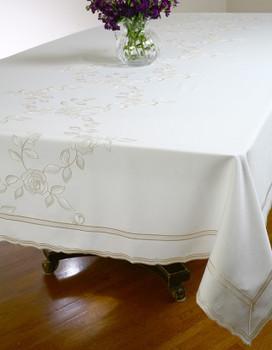 European Ornate Tablecloth