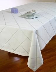 European Orion Diamond Boxes Tablecloth