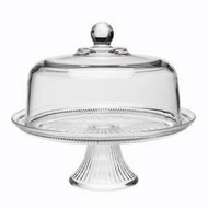 Canton Cake Stand With Dome