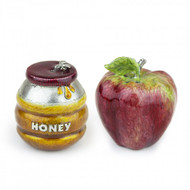 Honey & Apple - Salt & Pepper Shakers