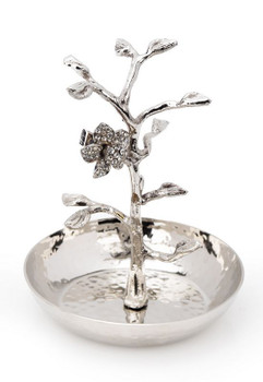 Classic Touch Jeweled Ring Catcher Holder