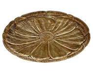 Godinger Laurel Oval Platter