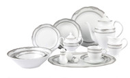 Lorenzo Victoria 57 Pc. Dinnerware Set
