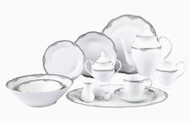 Lorenzo Elizabeth 57 Pc. Dinnerware Set