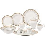 Lorenzo Aria 57 Pc. Dinnerware Set