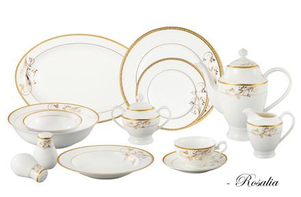 Lorenzo Rosalia Dinnerware Set