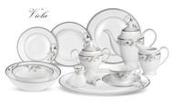 Lorenzo Viola 57 Pc. Dinnerware Set