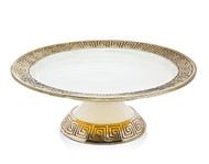 Godinger Greek Key Cake Stand