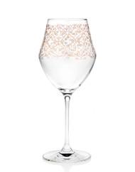 Godinger Allegra Gold Wine Glass Set