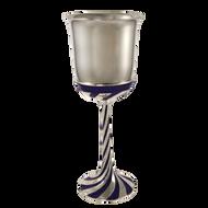 Twirl Kiddush Cup