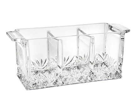 Godinger Dublin Flatware Caddy