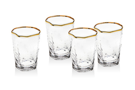 Godinger Milo Shotglass (Set of 4)