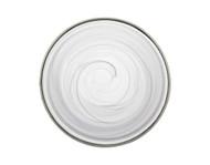 "Godinger White/ Silver Alabaster 10"" Plate"