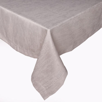 Mode Living Lisbon Tablecloth- Taupe
