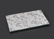 Metalace Petite Flower Challah Board