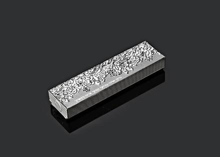 Metalace Baroch Mezuzah