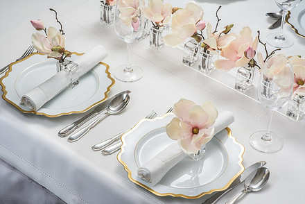 Store+Décor Napkin Rings- Bloom