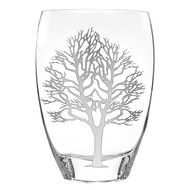 "Badash Silver Tree of Life 12"" Vase"