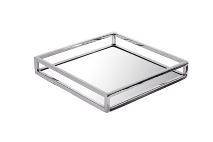 Square Mirror Napkin Holder (Small)