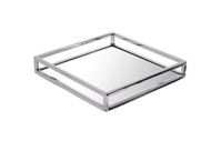 Square Mirror Napkin Holder (Small)