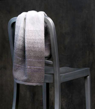 Sparkle Grey Oversized Hand Towel