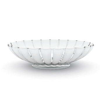 Guzzini Grace Centerpiece/ Fruit Bowl- Transparent