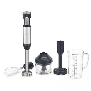 Cuisinart Smart Stick® Variable Speed Hand Blender w/ Potato Masher (CSB-100)