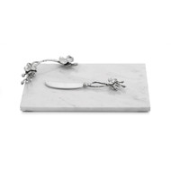 Michael Aram White Orchid Small Challah Board- White (111862 )